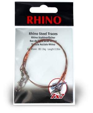 Rhino Steel Traces