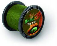 Basilisk Carp Braid 1400m 11,3kg green