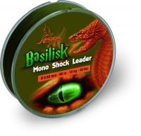 0,6mm Basilisk Mono Shock Leader 80m 22kg