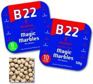 B22 Mini Marbles 8mm 50g