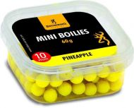 Mini Boilie, pre-drilled yellow Pineapple 10mm 60g