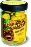 Yellow Zombie Neon Pop Up