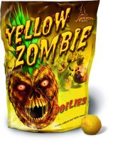 Yellow Zombie Boilie 16mm 1kg