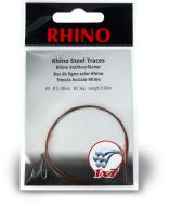 #2 Rhino Steel Trace 1x7 9kg 0,27mm 1 pieces 0,6m