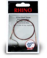 #2/0 Rhino Steel Trace 1x7 15kg 0,36mm 1 pieces 0,6m
