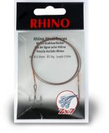 #1 Rhino Steel Trace 7x7 15kg 0,45mm 1 pieces 0,6m