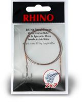 #6 Rhino Steel Trace 7x7 8kg 0,38mm 1 pieces 0,6m