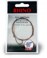 #1/0 Rhino Steel Trace 7x7 12kg 0,42mm 1 pieces 0,6m