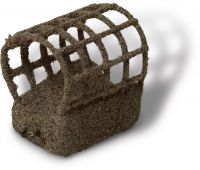 20g 3,5cm Coated Feeder L L brown 2,8cm