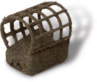 30g 3,5cm Coated Feeder L L brown 2,8cm