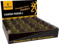 Coated Feeder Display L brown+green