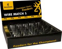 Feeder Wire Match Small, Display 36 pieces