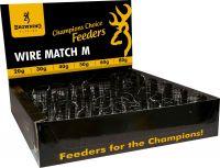 Feeder Wire Match Medium, Display 36 pieces