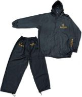 L Black Magic?? Rain Suit black 1pcs