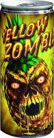 Energy Drink Yellow Zombie