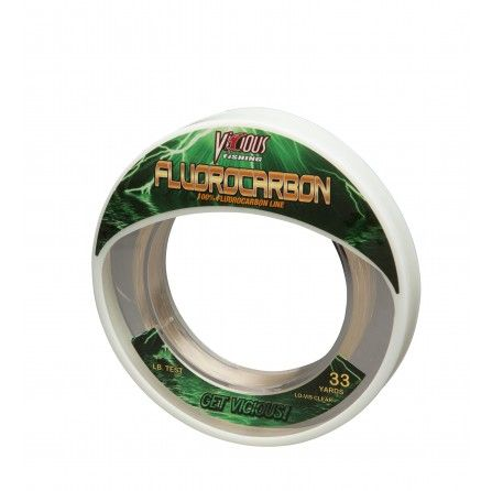 Fluorocarbon Leader 33 Yards