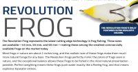 REACTION STRIKE REVOLUTION FROG 45mm