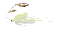 Atlas Spinnerbait 1/2oz Chartreuse White - Gold