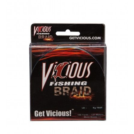 Vicious Braid 1500 Yards