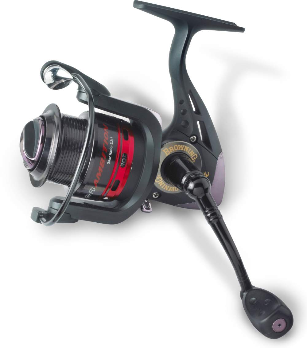Ambition m f fd 430 hooked on bass for Browning fishing reels